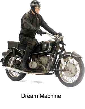 BMW dream machine