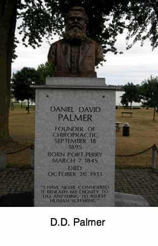 DD Palmer