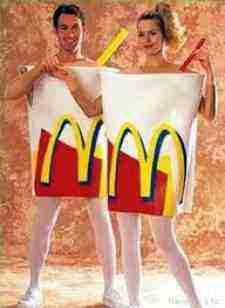 Milk shake McDonalds