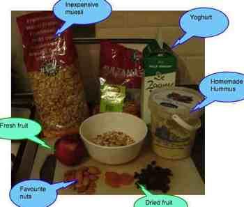 Oats healthy breakfast