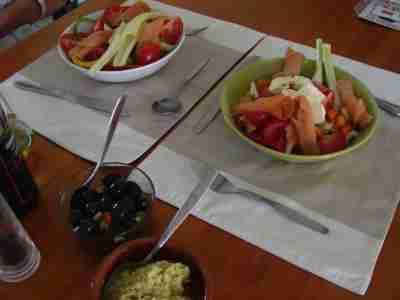 Olive garden salad recipe 6.