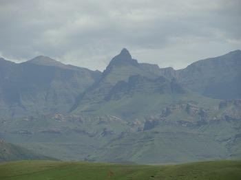 Rhino peak Drakensberg
