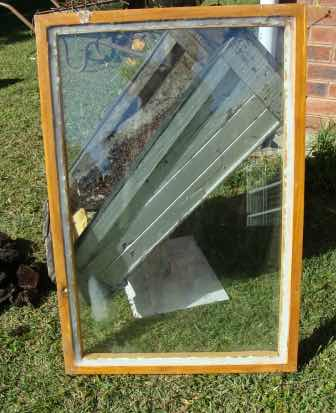 Bees wax extractor double glazed lid