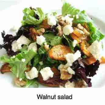 Walnuts reduce inflammation.
