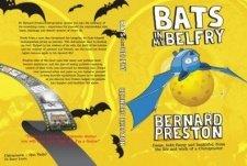 The cover of Bats in my Belfry.
