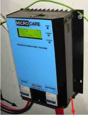 Microcare MPPT.