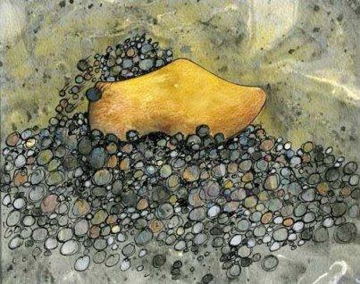 Stones in my clog